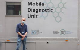 Mobile eye clinic offers a vision of the...