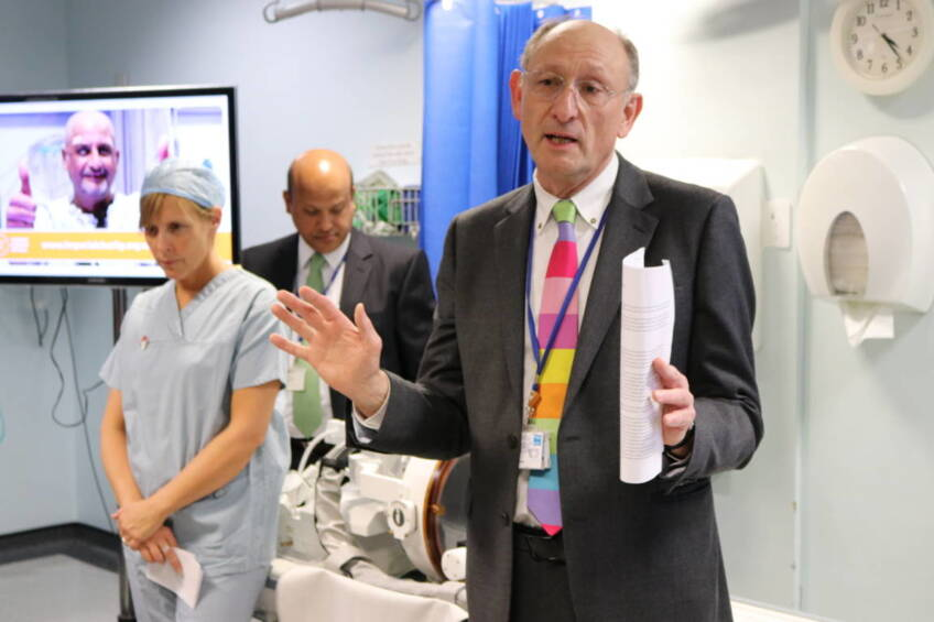 Tremor Lifeline Appeal launched to support 'miracle' treatment for brain disorders