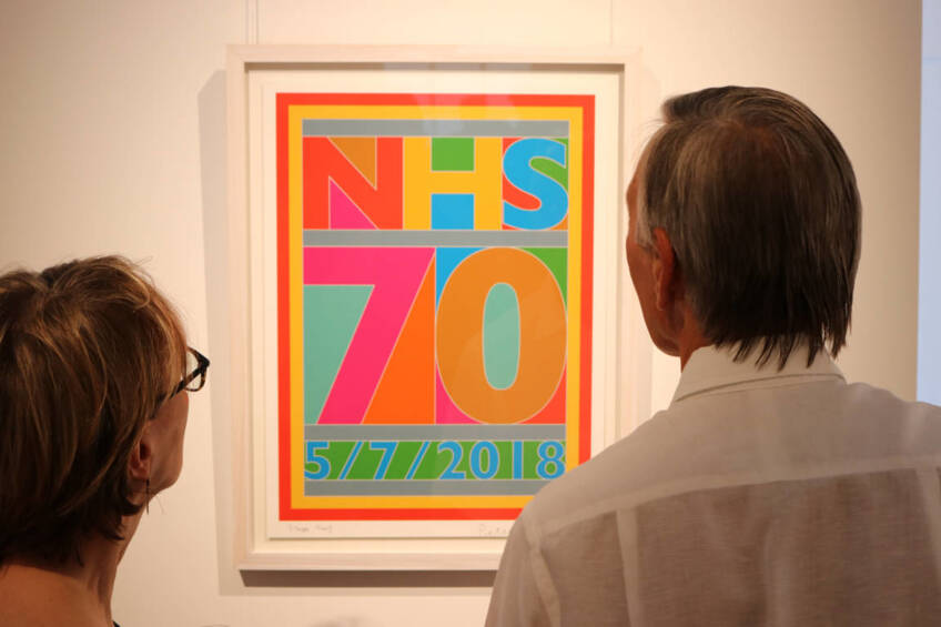Print collection launched to celebrate 70 years of the NHS