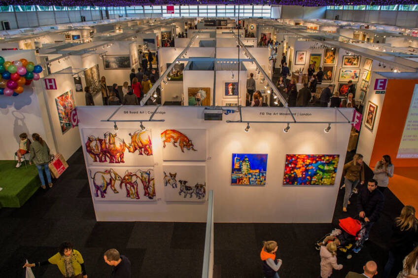 Imperial Health Charity named official charity partner for Affordable Art Fair