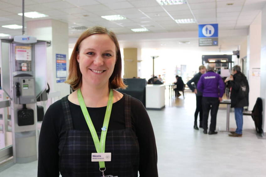 Volunteers' Week spotlight: Nicola