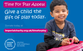 Support our Time For Play Appeal and give a...