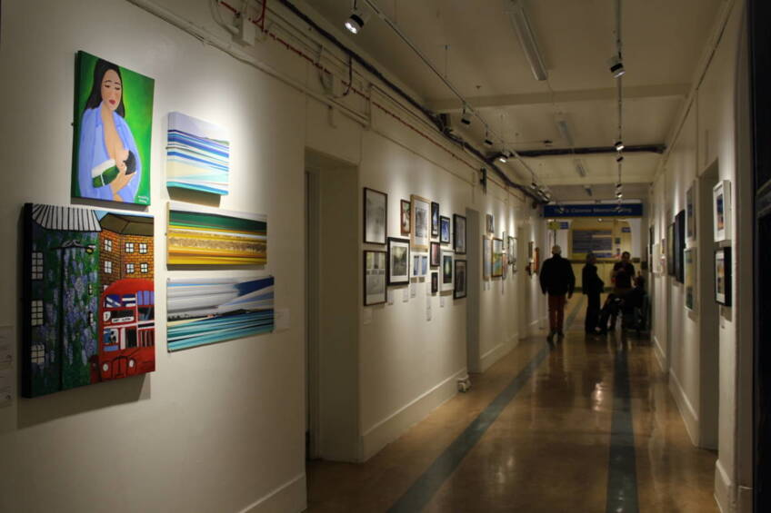 Trust staff art exhibition open for submissions