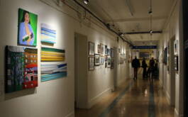 Trust staff art exhibition open for...