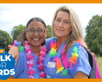Walk for Wards is back! Sign up and support your local hospital