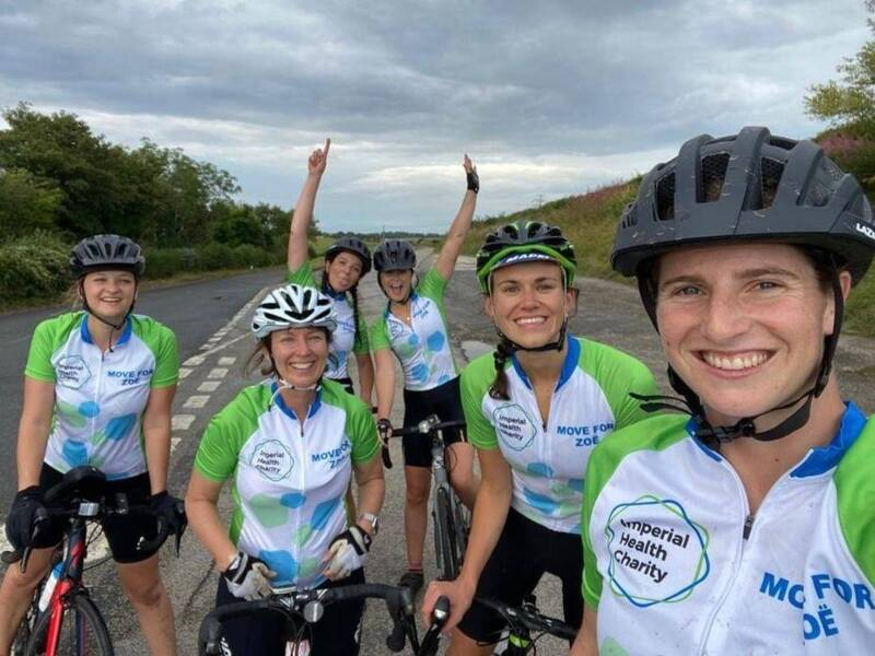 Over £40,000 raised for ICU thanks to dynamic 'moving' challenge
