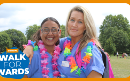 Walk for Wards is back! Sign up and support...