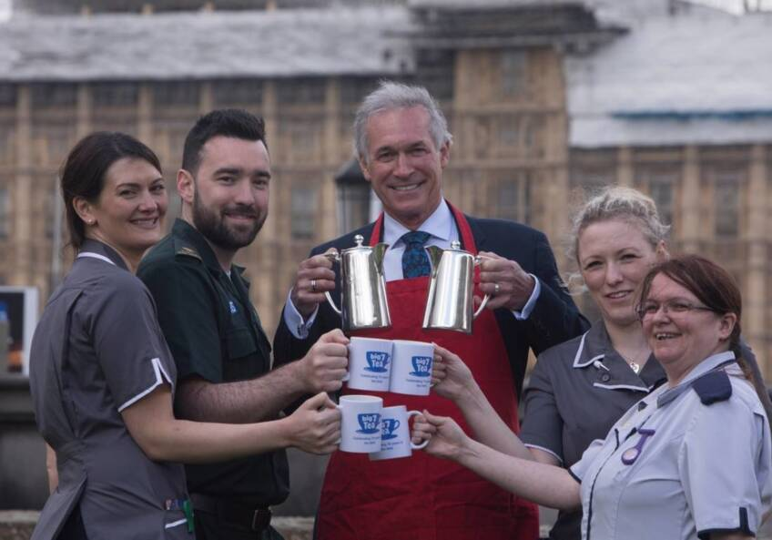 Raise a cuppa for the NHS Big 7Tea!