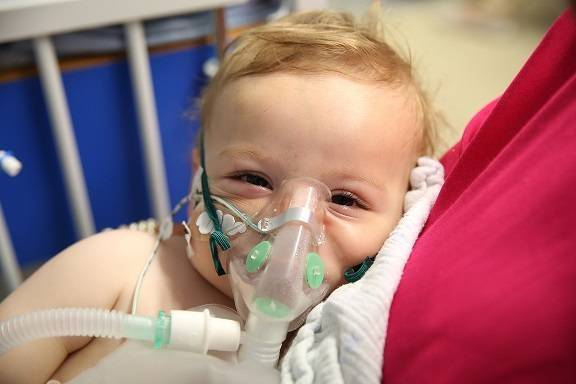 More Smiles Appeal reaches £2 million mark for children's intensive care unit